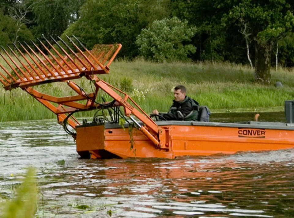 Pond Weed Workboats Uk