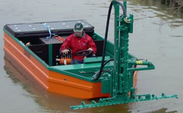 Our Workboats | T Cutter Bar | The Aqua Contractor